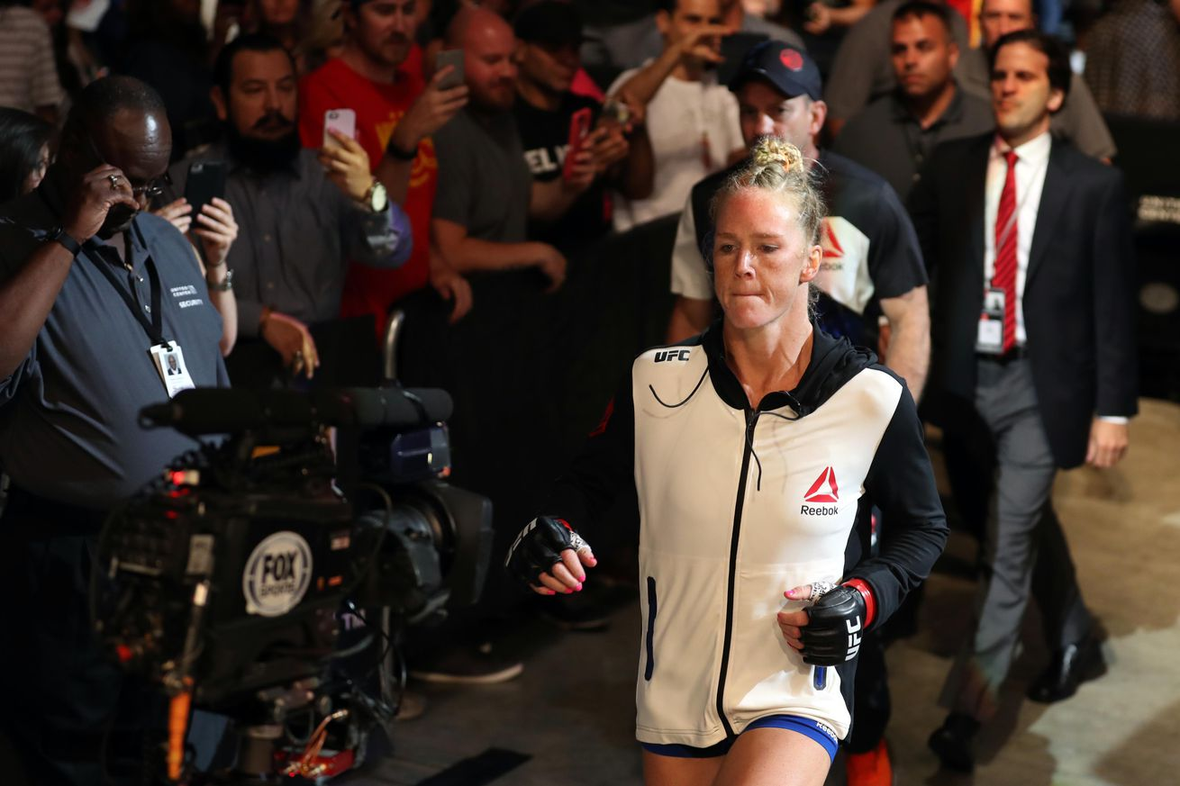 UFC on Fox: Holm vs. Shevchenko averages 2.4 million in overnight ratings, highest since Gus vs. Rumble