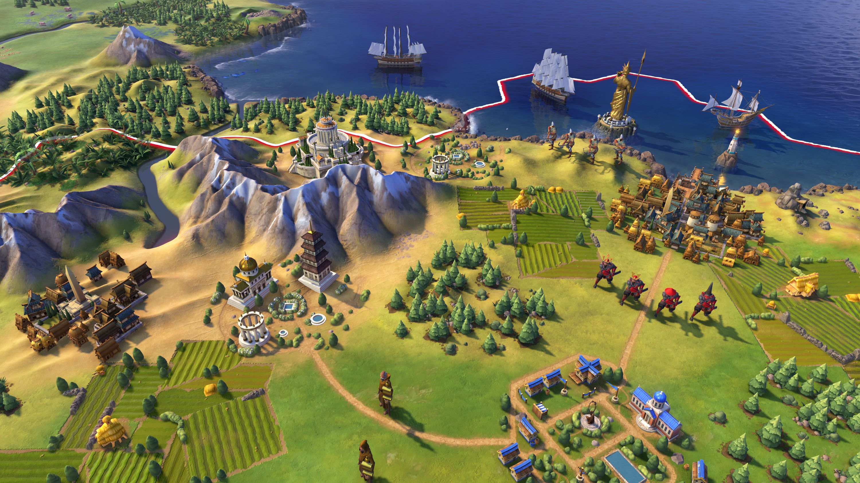 Civilization 6 review – The best in the series to date