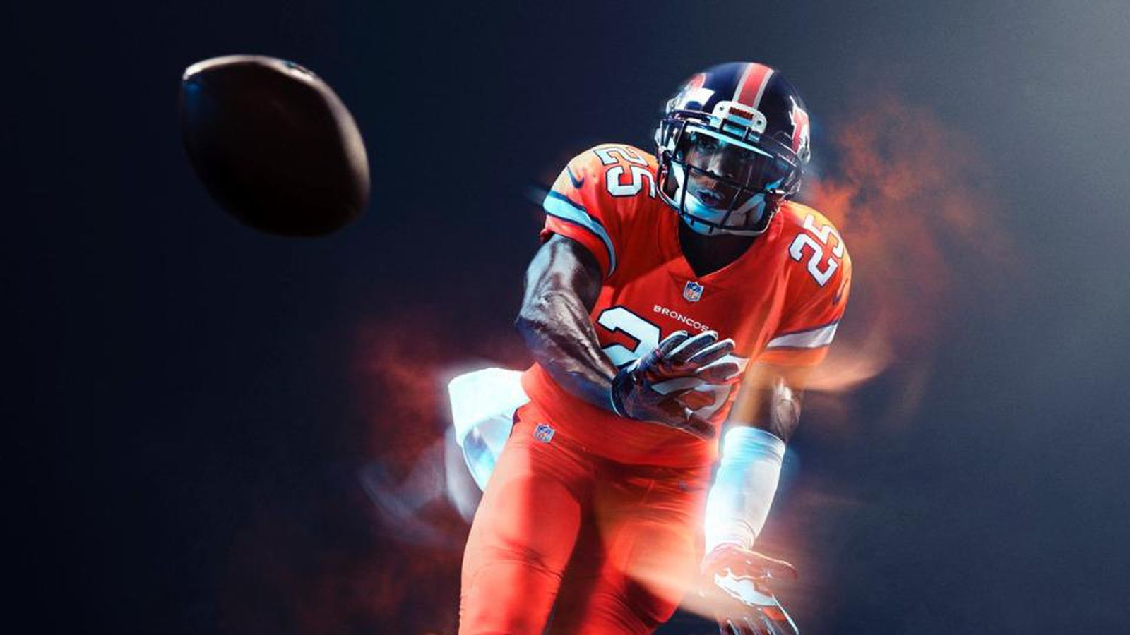 Broncos Color Rush Uniforms Unveiled All Orange Mile
