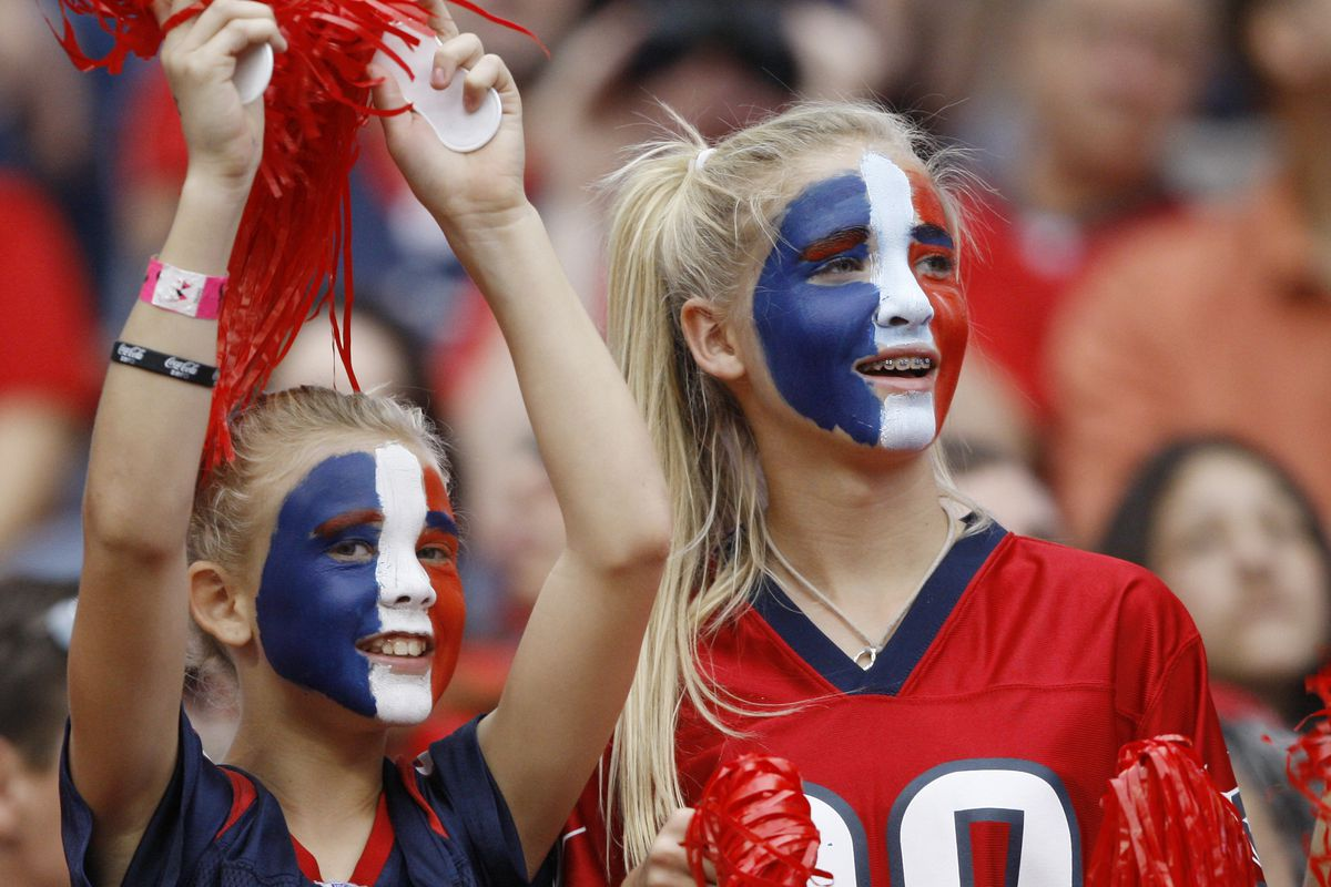 Texans 2017 schedule released