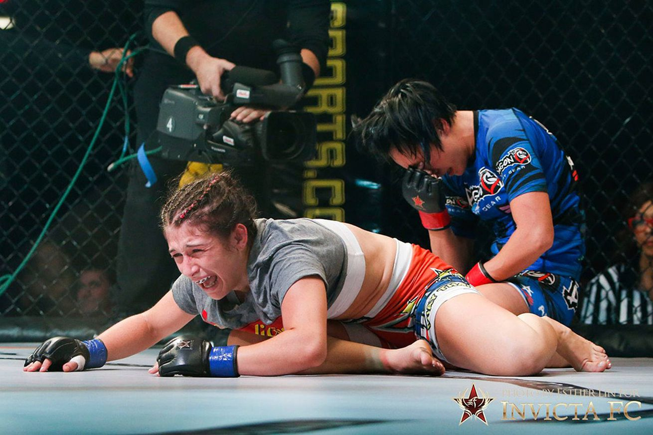 community news, Herica Tiburcio aims for Invicta title, doesn't rule out moving to 115 for UFC