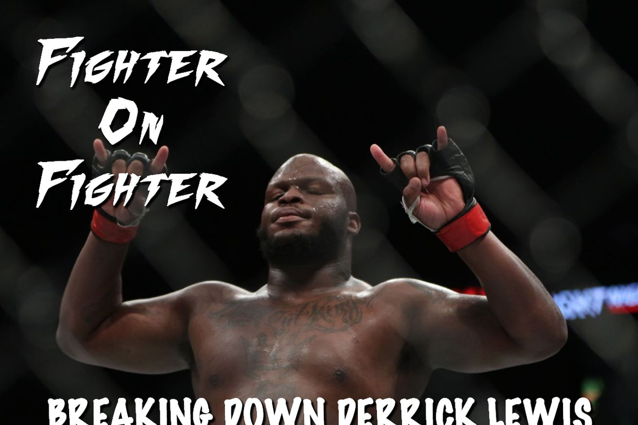 Fighter on Fighter: Breaking down UFC Fight Night 105's Derrick Lewis