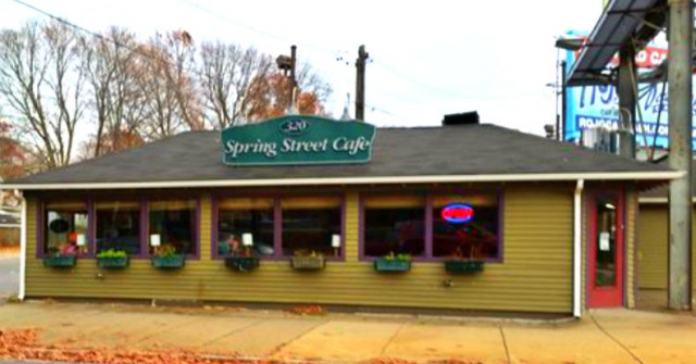 Spring Street Cafe West Roxbury