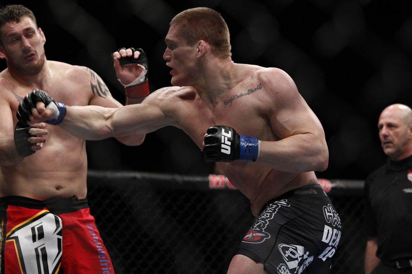 community news, Todd Duffee returns against Mark Godbeer at UFC 209