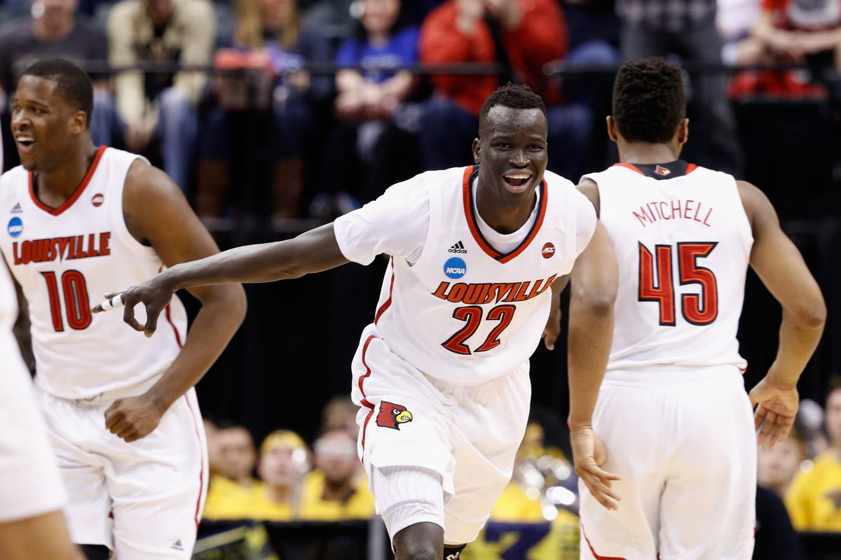 Louisville's Deng Adel Withdrawing From The NBA Draft