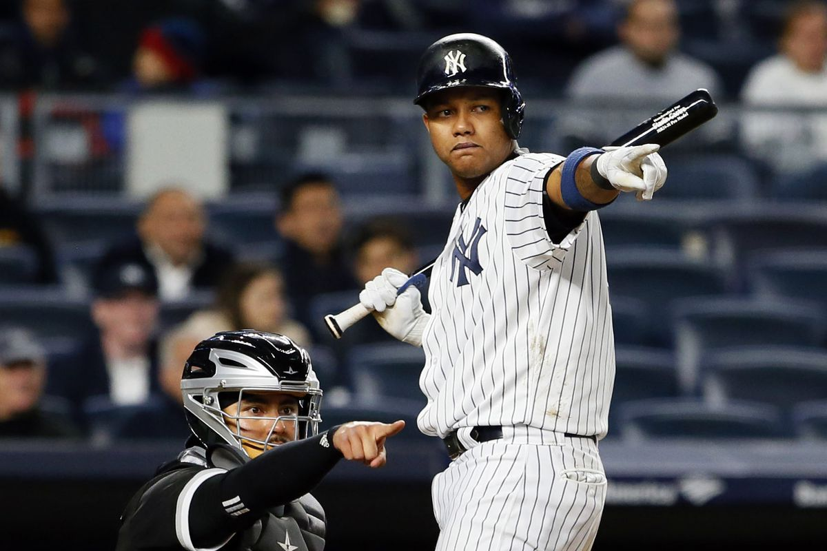 Late home runs propel Yankees past Pirates