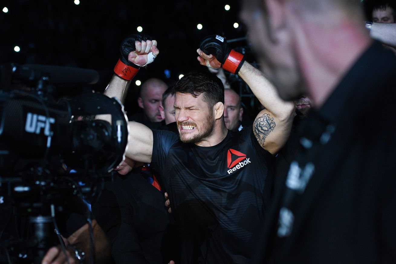 Yoel Romero: Even Michael Bisping's family knows he's trying to duck me