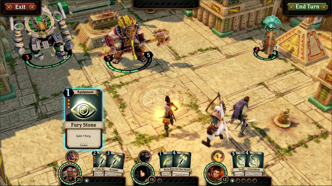 labyrinth screenshot