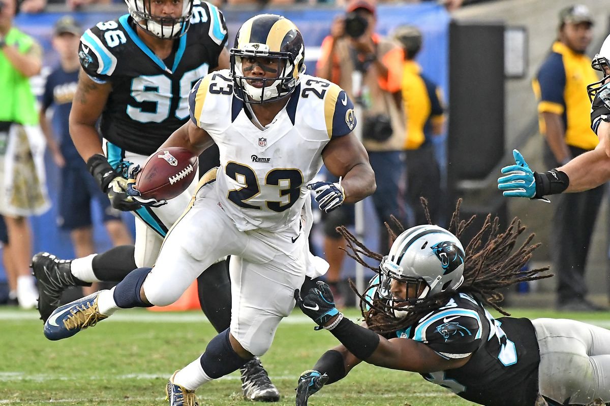 Bears Sign RB Benny Cunningham To 1-Year Deal