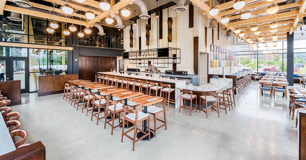 Behold District Winery A Nautical Jewel Box Coming To Navy Yard Eater Dc