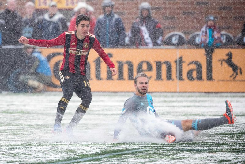 MLS: Atlanta United FC at Minnesota United FC