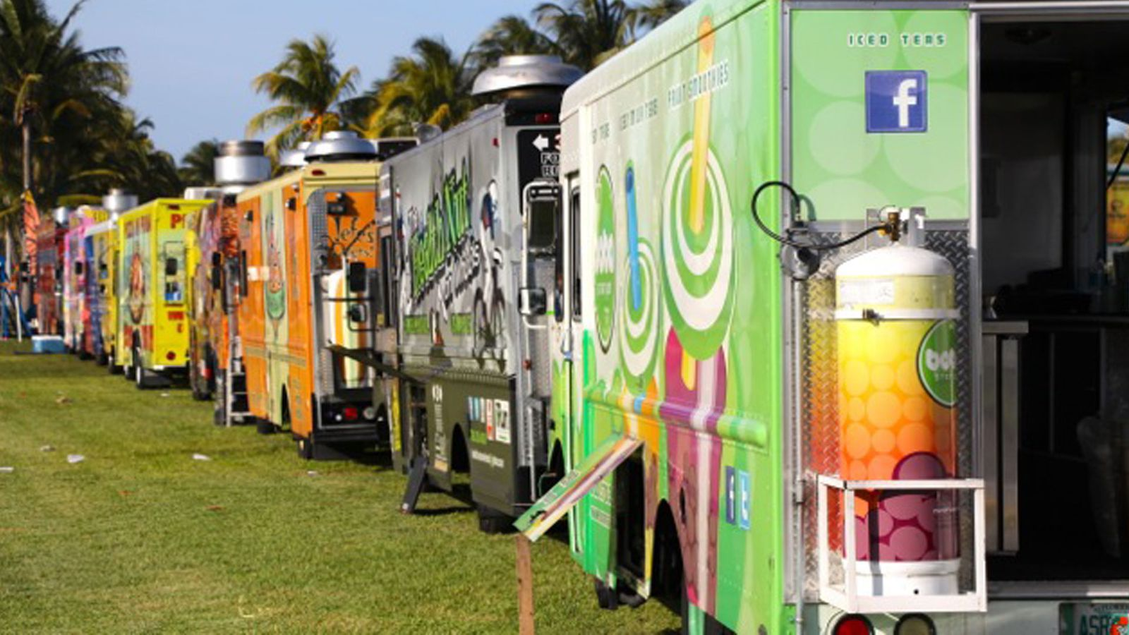 Food Trucks Popularity