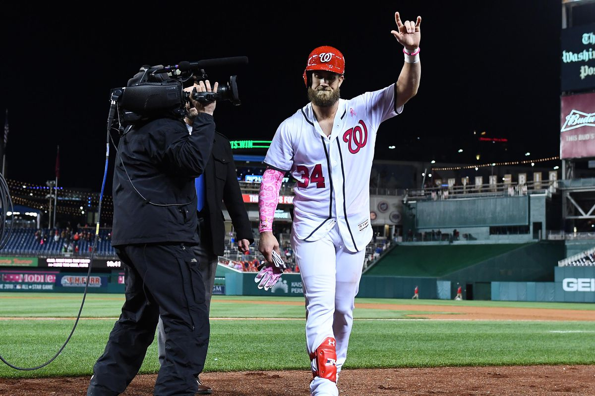 Harper blasts 13th homer, Nationals hold off Pirates 8-4