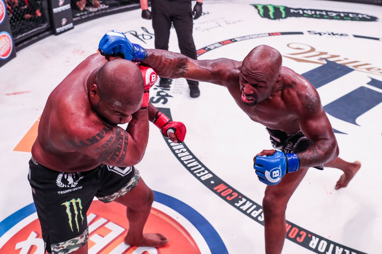 King Mo's win over Rampage does Bellator's second best numbers this year
