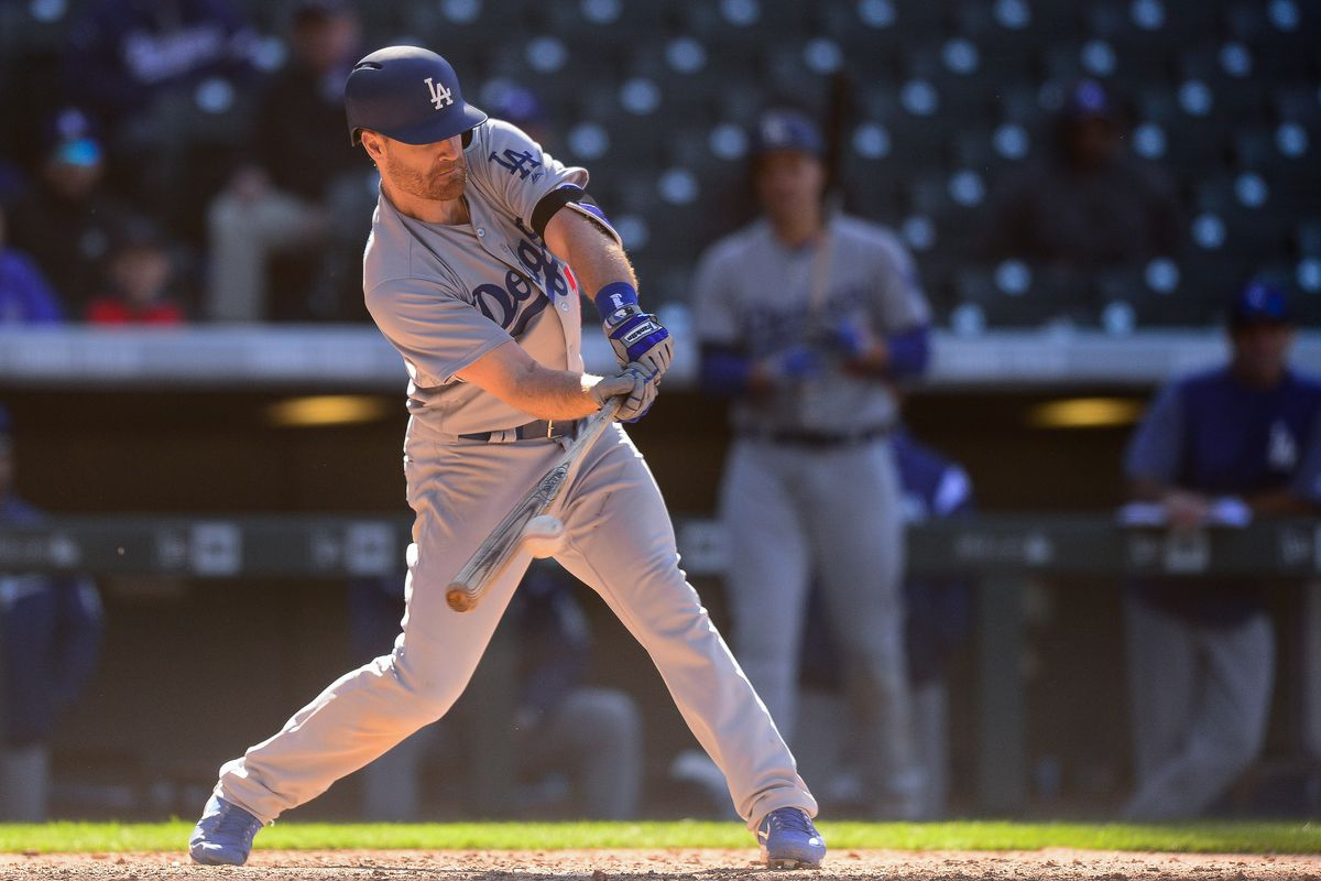 Dodgers place Logan Forsythe and Rob Segedin on 10-day DL