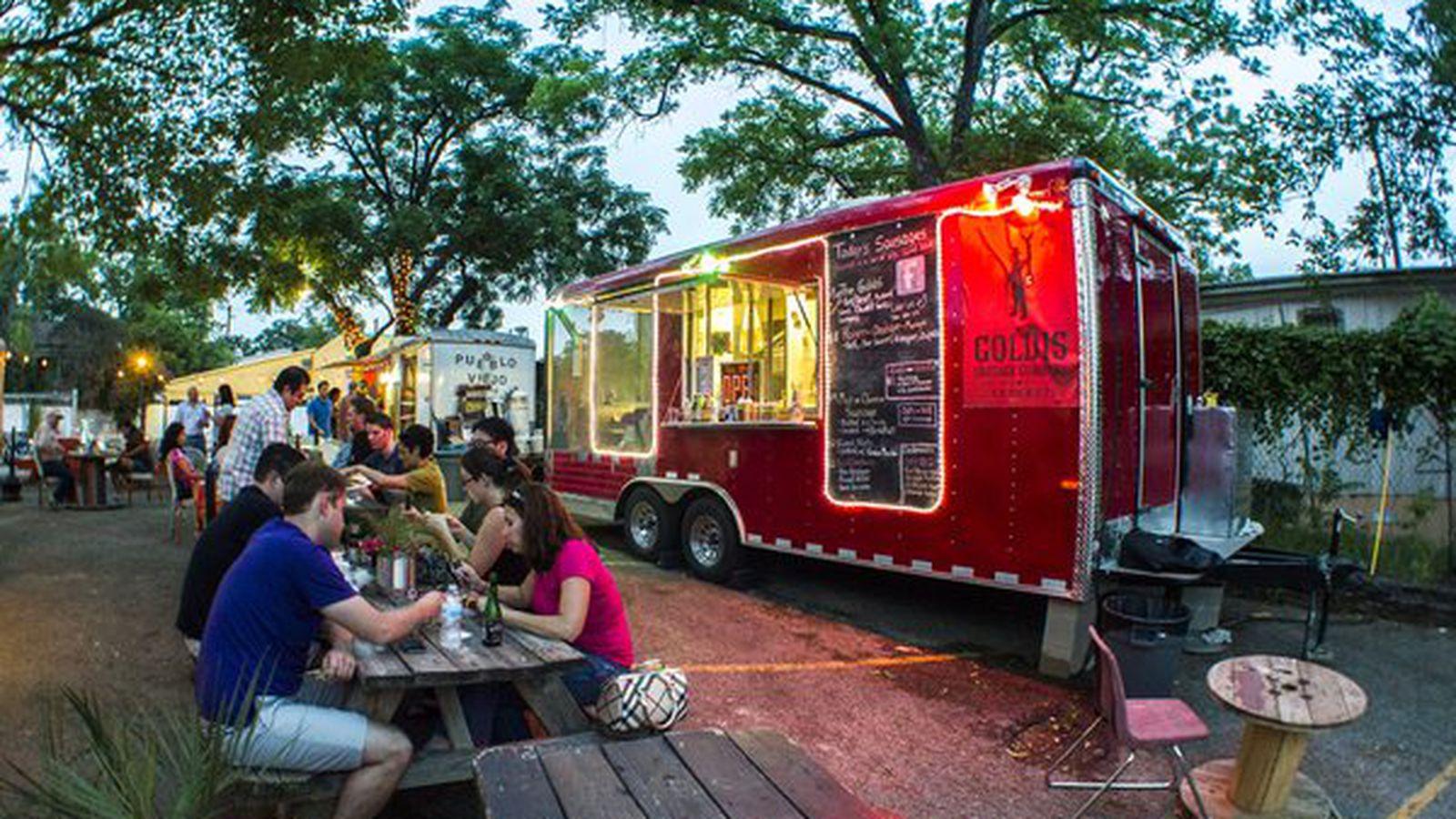 Mueller Austin Food Trucks