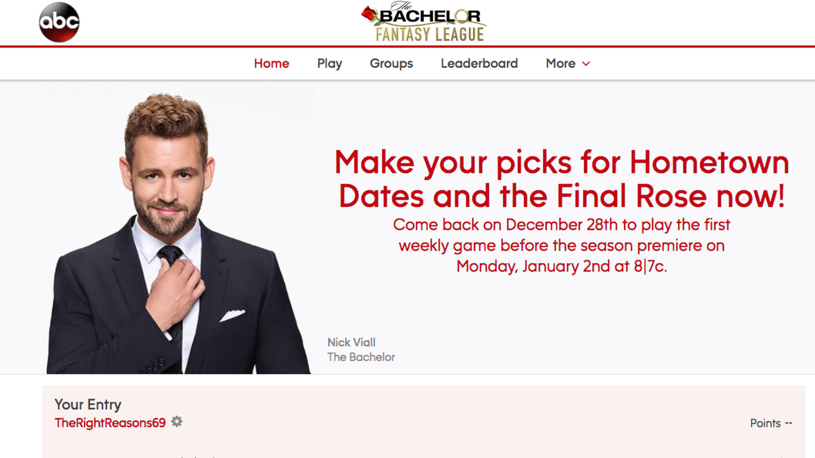 The Bachelor Fantasy League Is A Real Thing Here Are