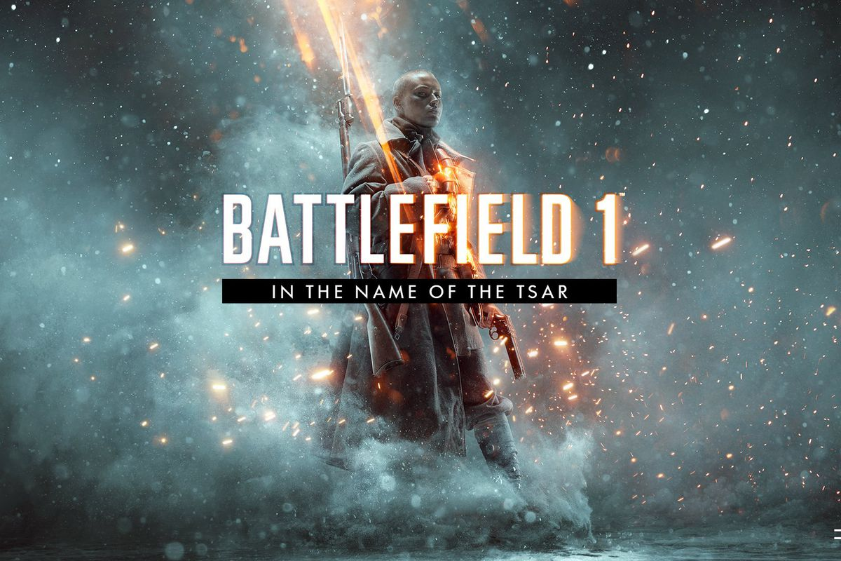 Battlefield 1 announces first female multiplayer soldier