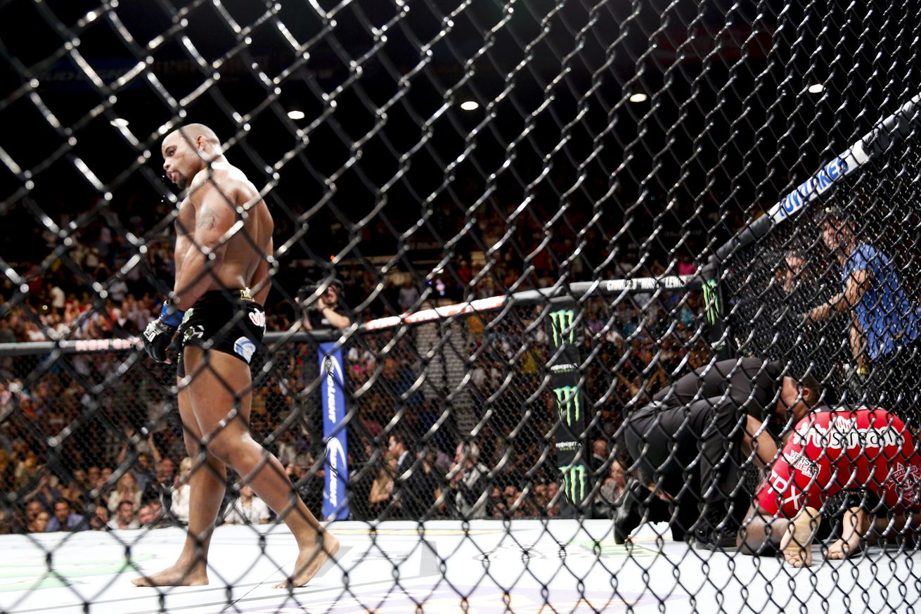 Morning Report: Daniel Cormier on Anthony Johnson: 'I have to be careful in the first seven minutes'