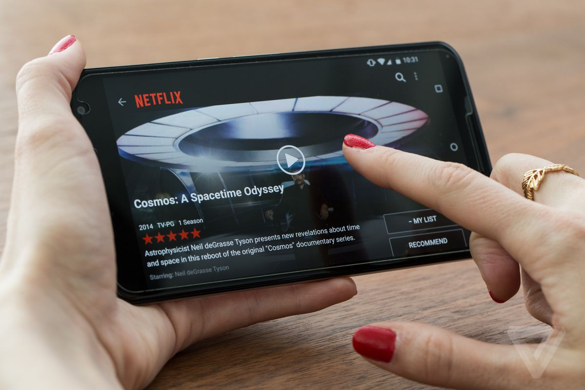 Netflix Gives Its New Rating System A Thumbs Up
