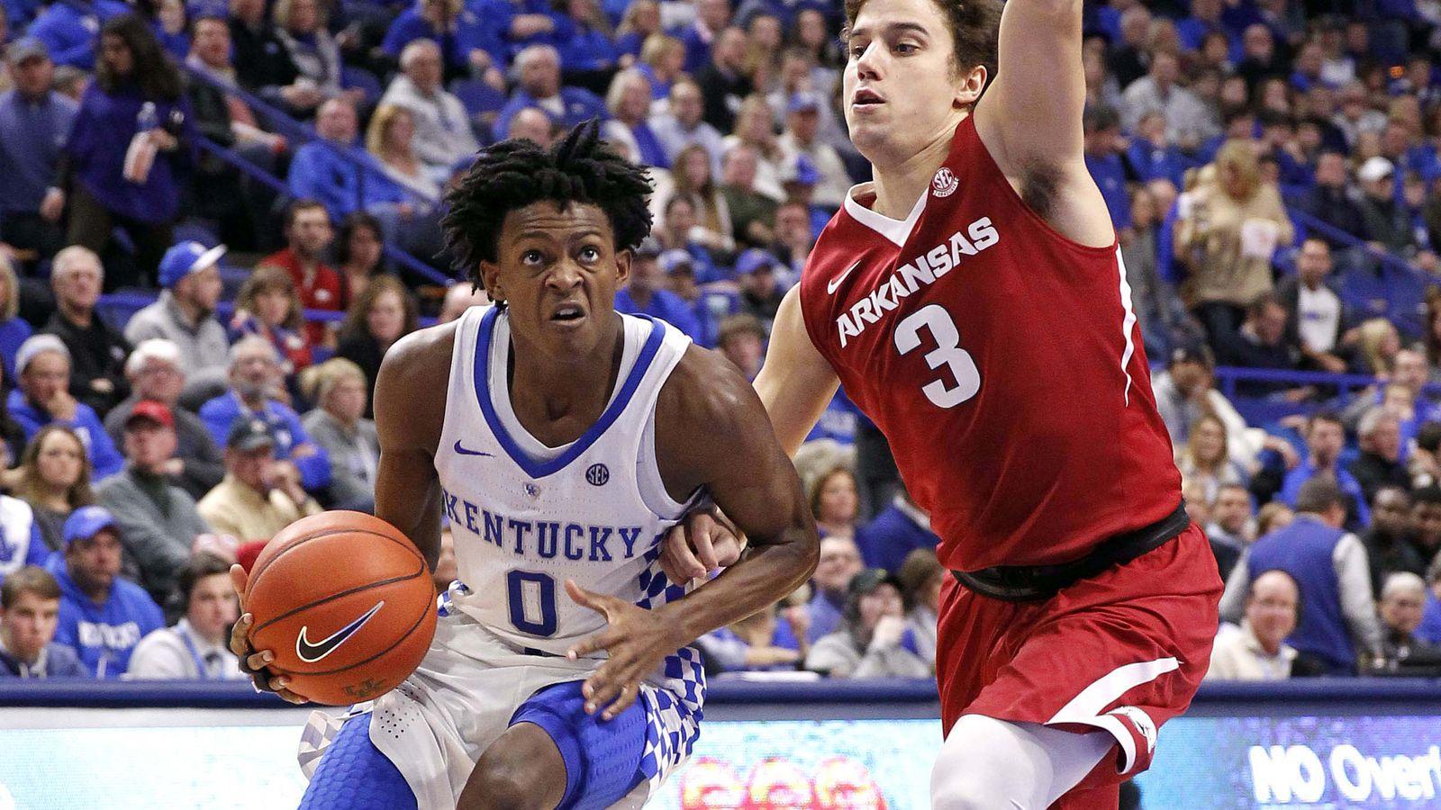 Uk Basketball: Kentucky Basketball Vs Arkansas Razorbacks: Game Time, TV