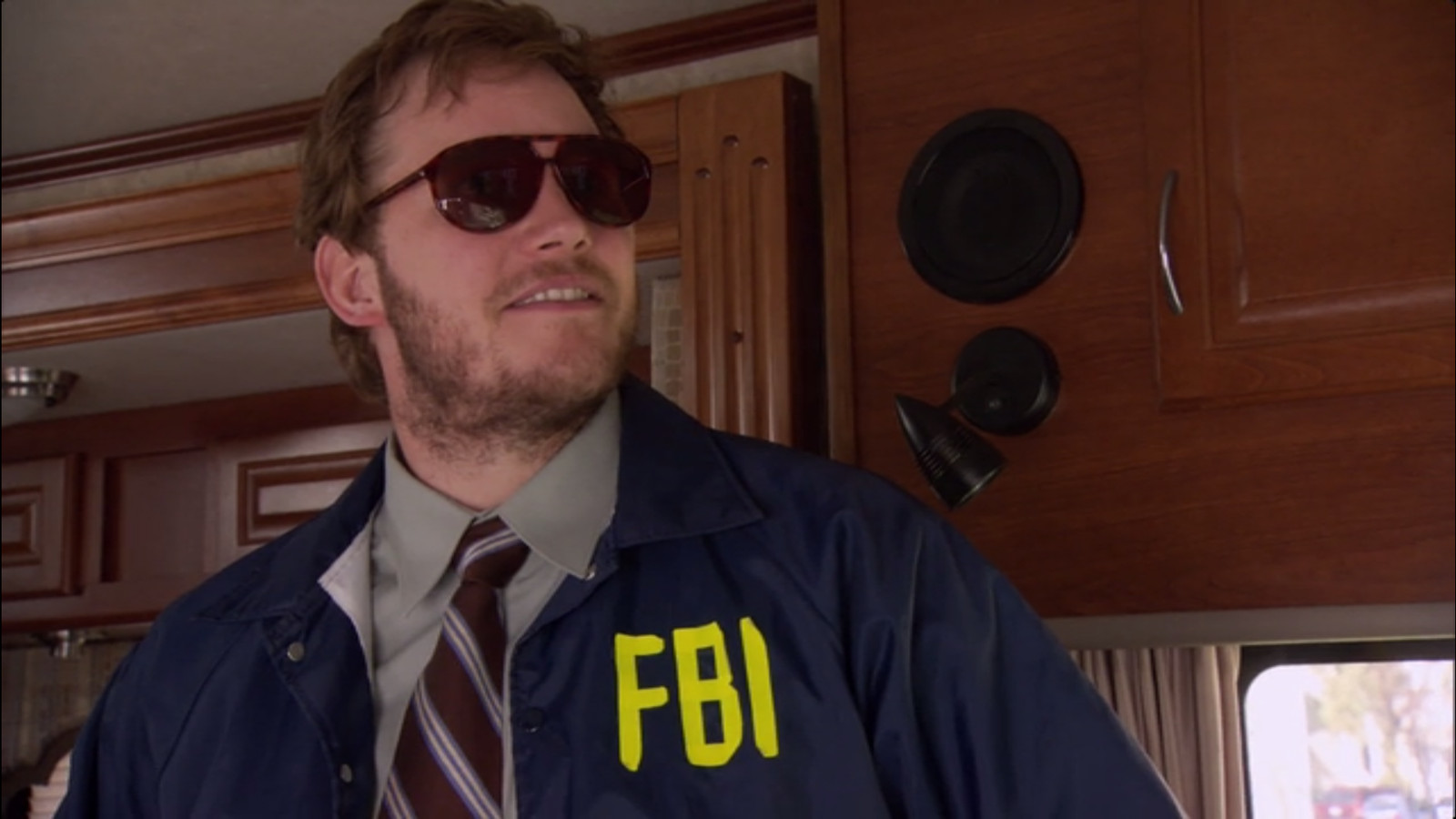 The real FBI just gave a shout out to Parks and Recreation ... Real Fbi Agent