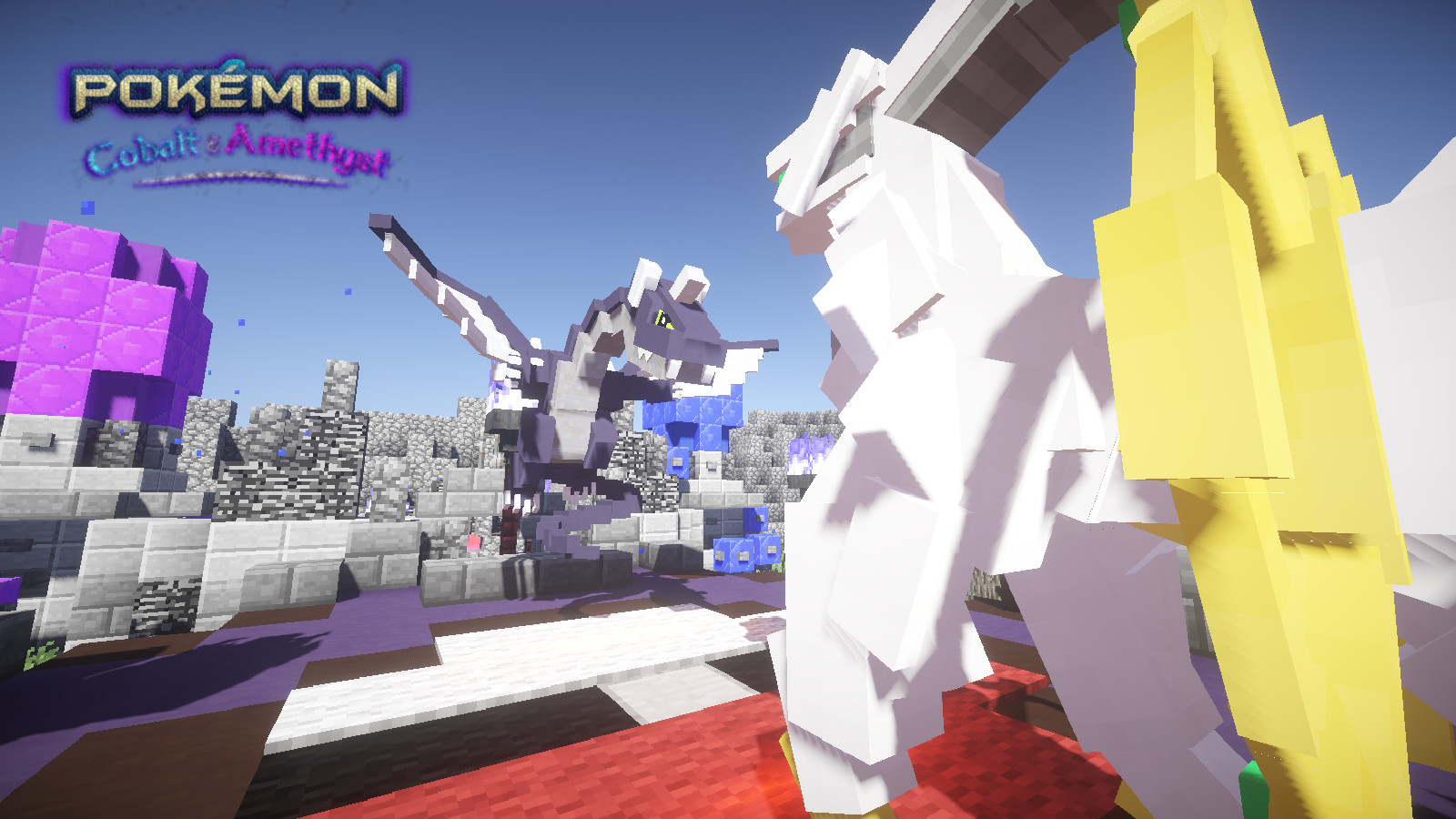 The latest must-play Pokémon game? This Minecraft map