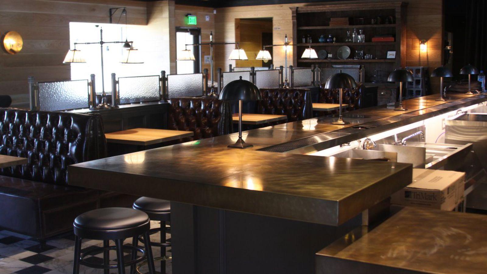 Brasswood Bar And Kitchen St Helena