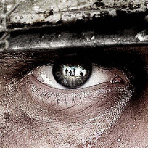 Call of Duty: WWII artwork - eye close-up