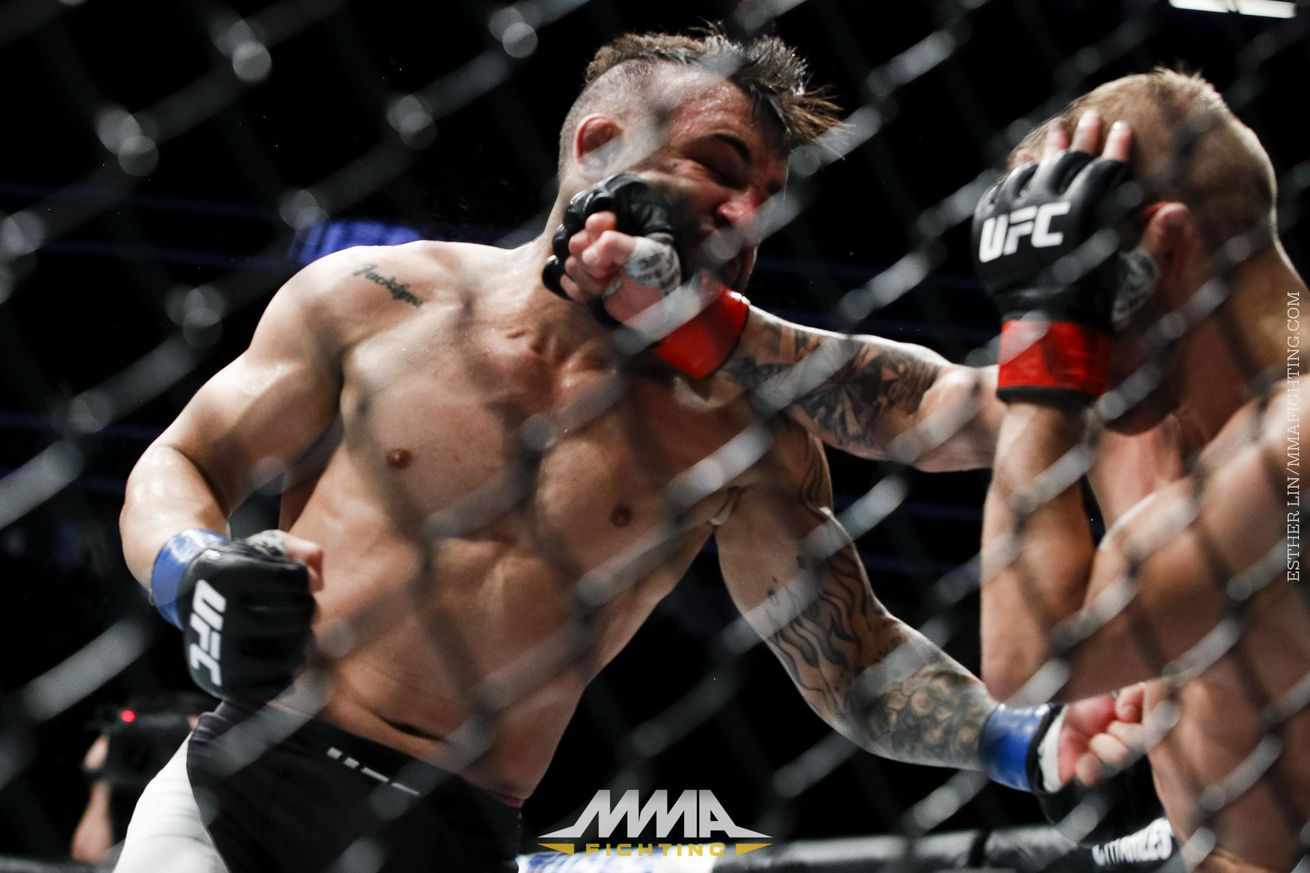 community news, John Lineker suffered broken jaw in first round of UFC 207
