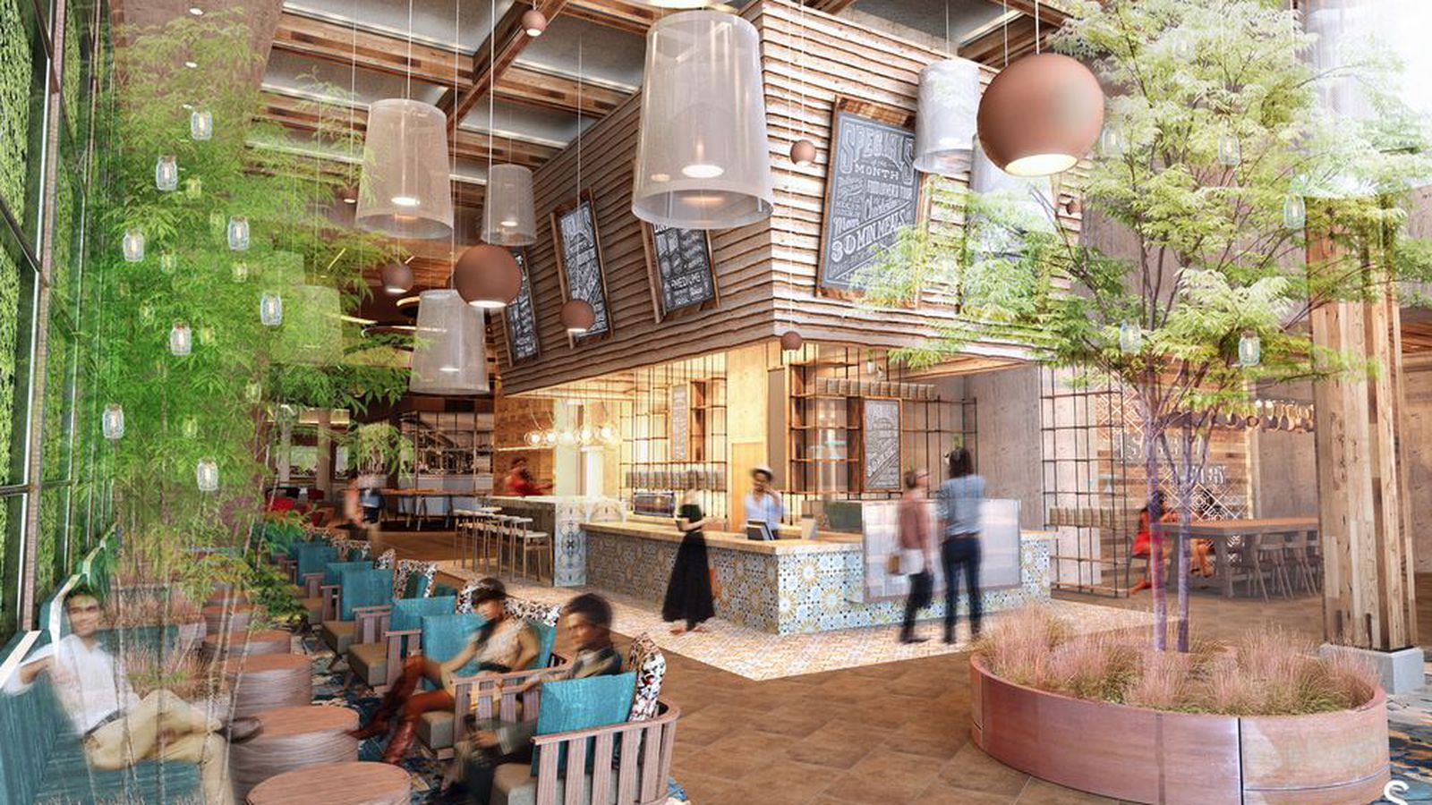 Nine New Food Halls To Get Excited About In 2016 Eater