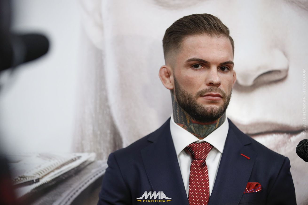 community news, Cody Garbrandt: T.J. Dillashaw is 'the fakest person I ever met'