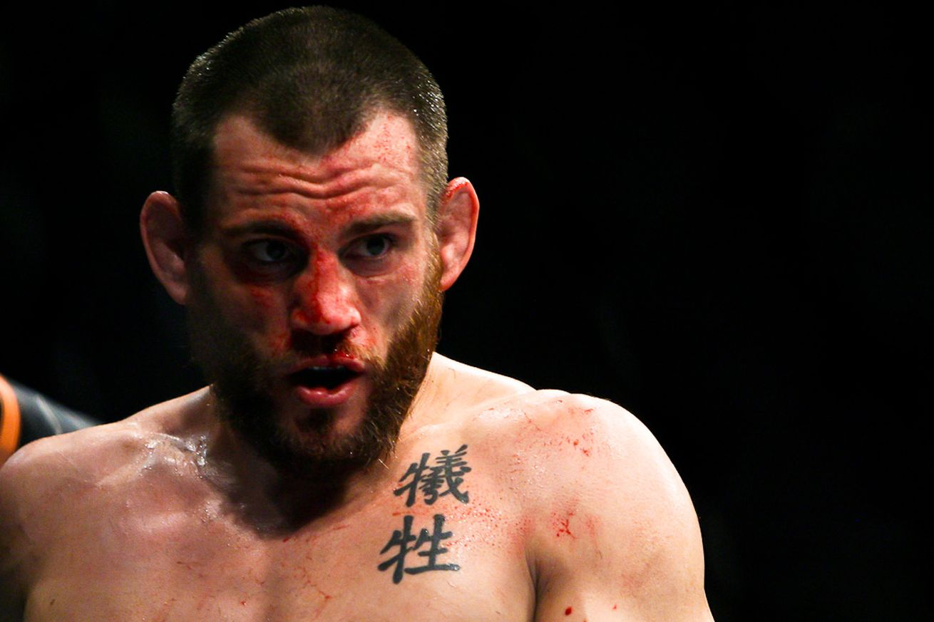 Jon Fitch considering retirement, waiting on doctor's opinion to decide