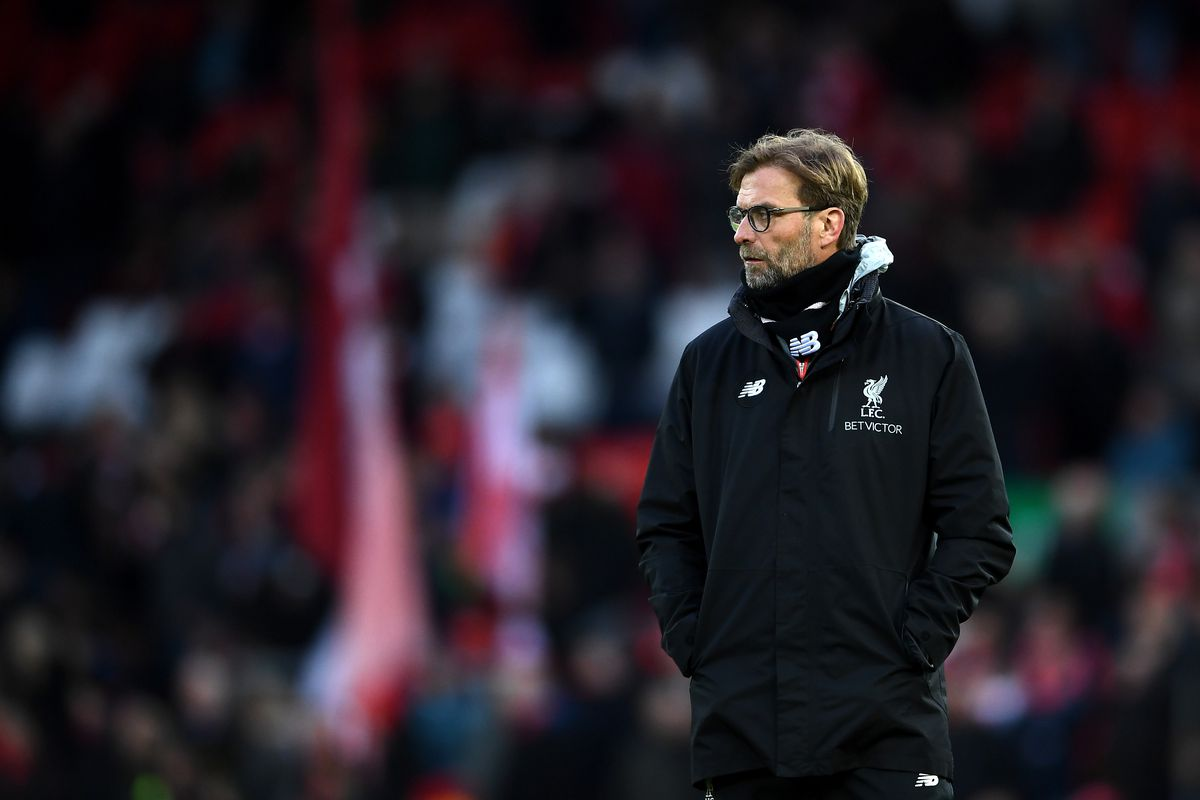 Klopp under fire as Liverpool face Arsenal showdown