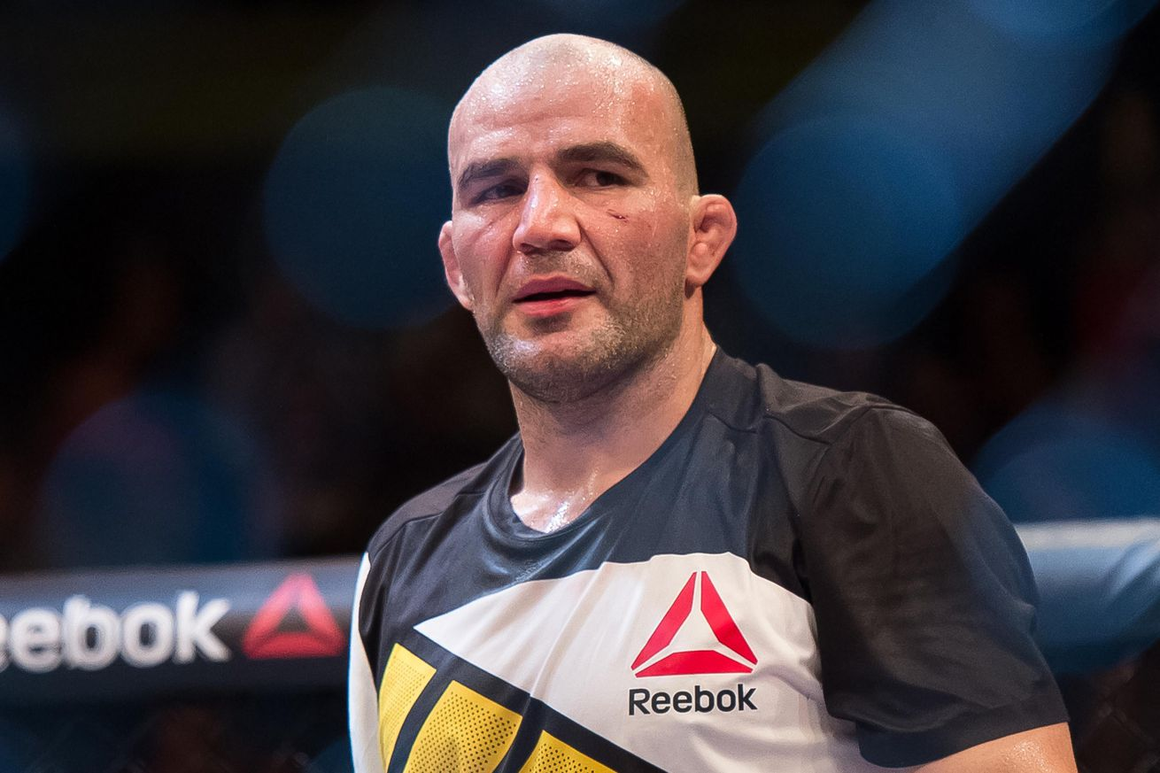 community news, Glover Teixeira explains why he's 'taking risks' by fighting Rashad Evans