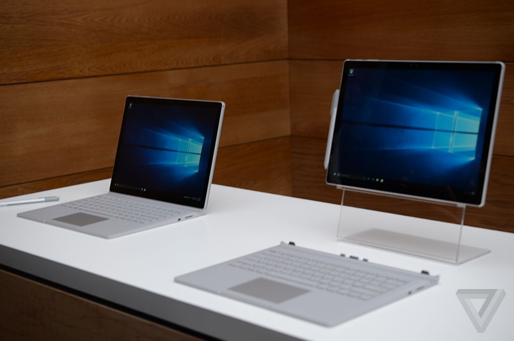 A closer look at Microsoft's new Surface Book laptop | The Verge