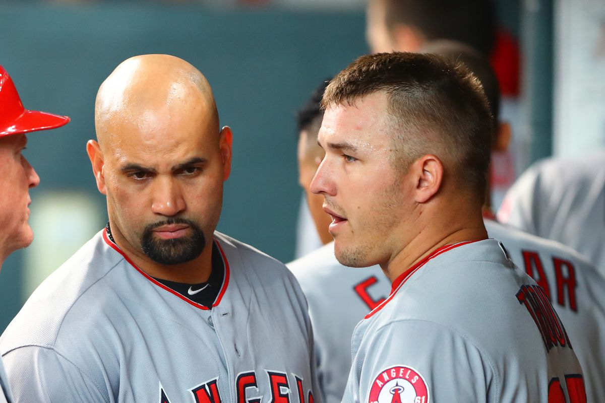 LEADING OFF: Trout has his legs back, Archer vs Carrasco