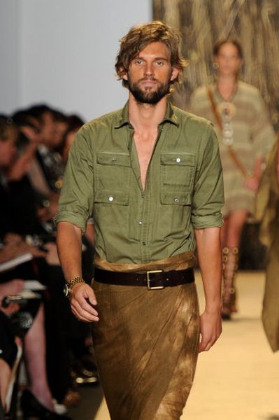 Michael Kors Must Have Vacation On The Brain Spring 2012