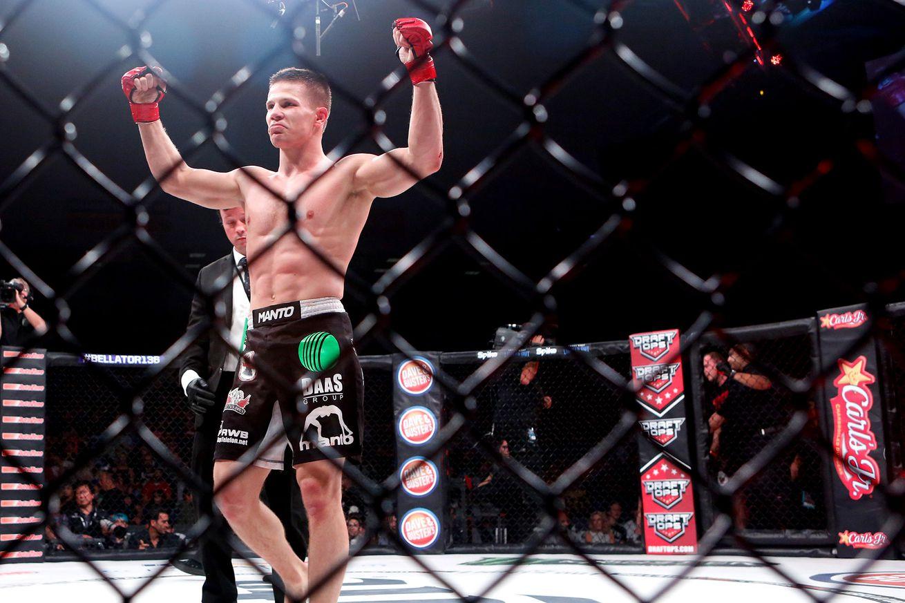 community news, UFC signs former Bellator lightweight contender Marcin Held