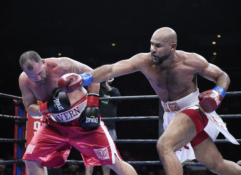 PBC: Gerald Washington v Jason Gavern