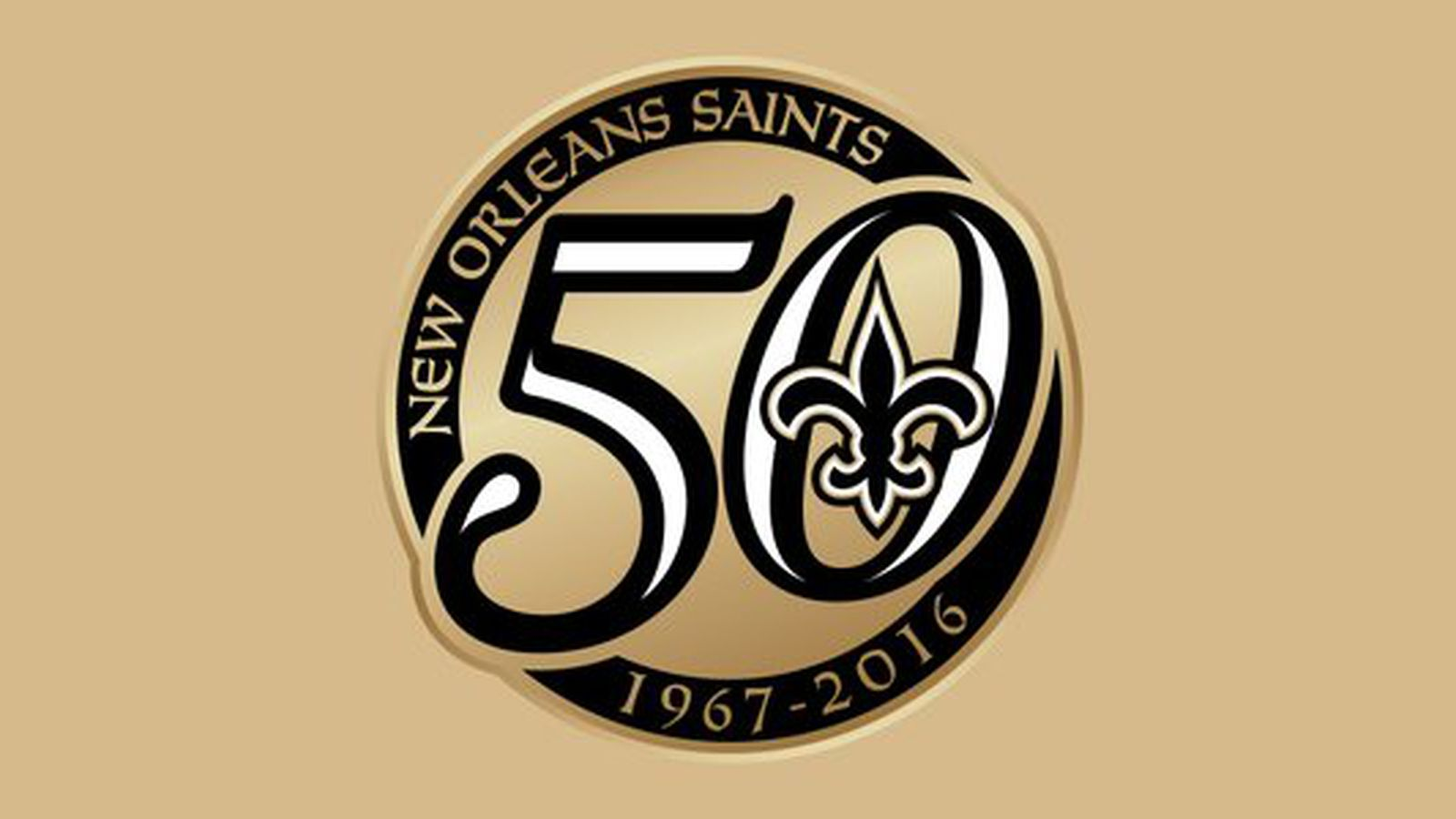 Saints Unveil Addition To Their Uniform For 50th Anniversary ...
