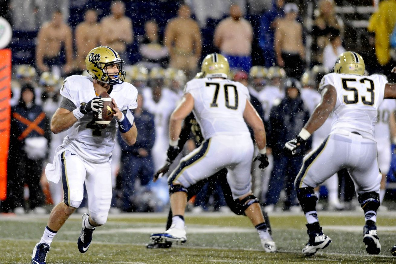 Pitt QB Nathan Peterman set for private workout with Buffalo Bills