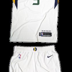 sports shoes 10de8 027dc Utah Jazz unveil Nike Association and Icon Jerseys - SLC Dunk