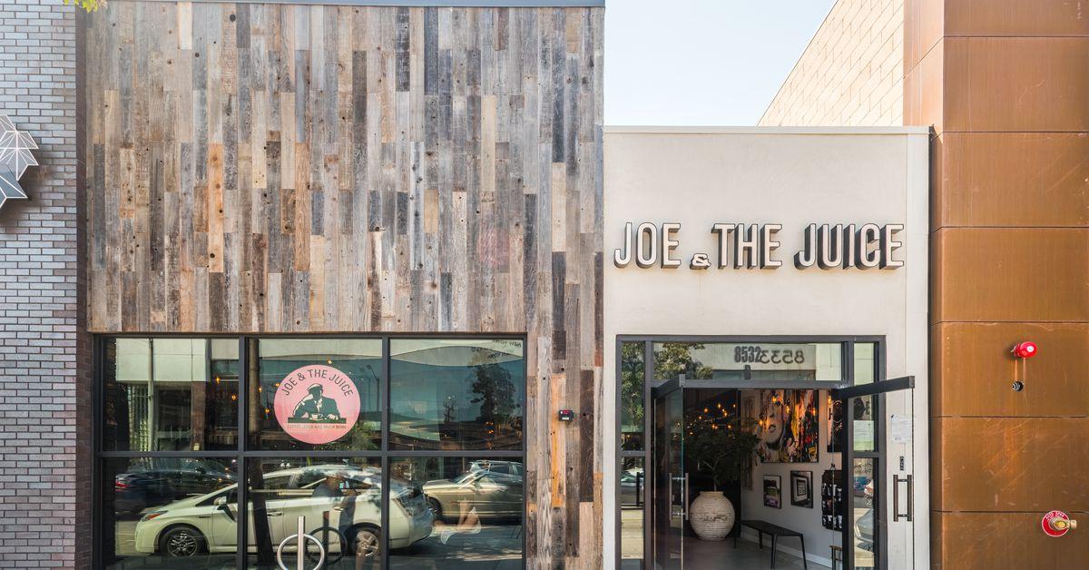 Danish Coffee Bar Joe Amp The Juice Slings Chic Hangover