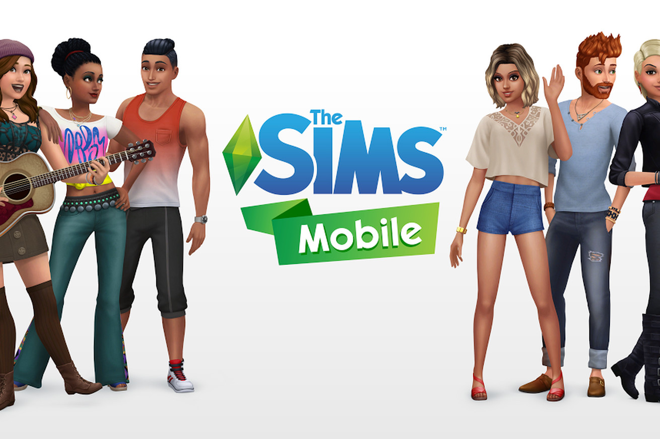 EA Announces The Sims Mobile For iOS And Android