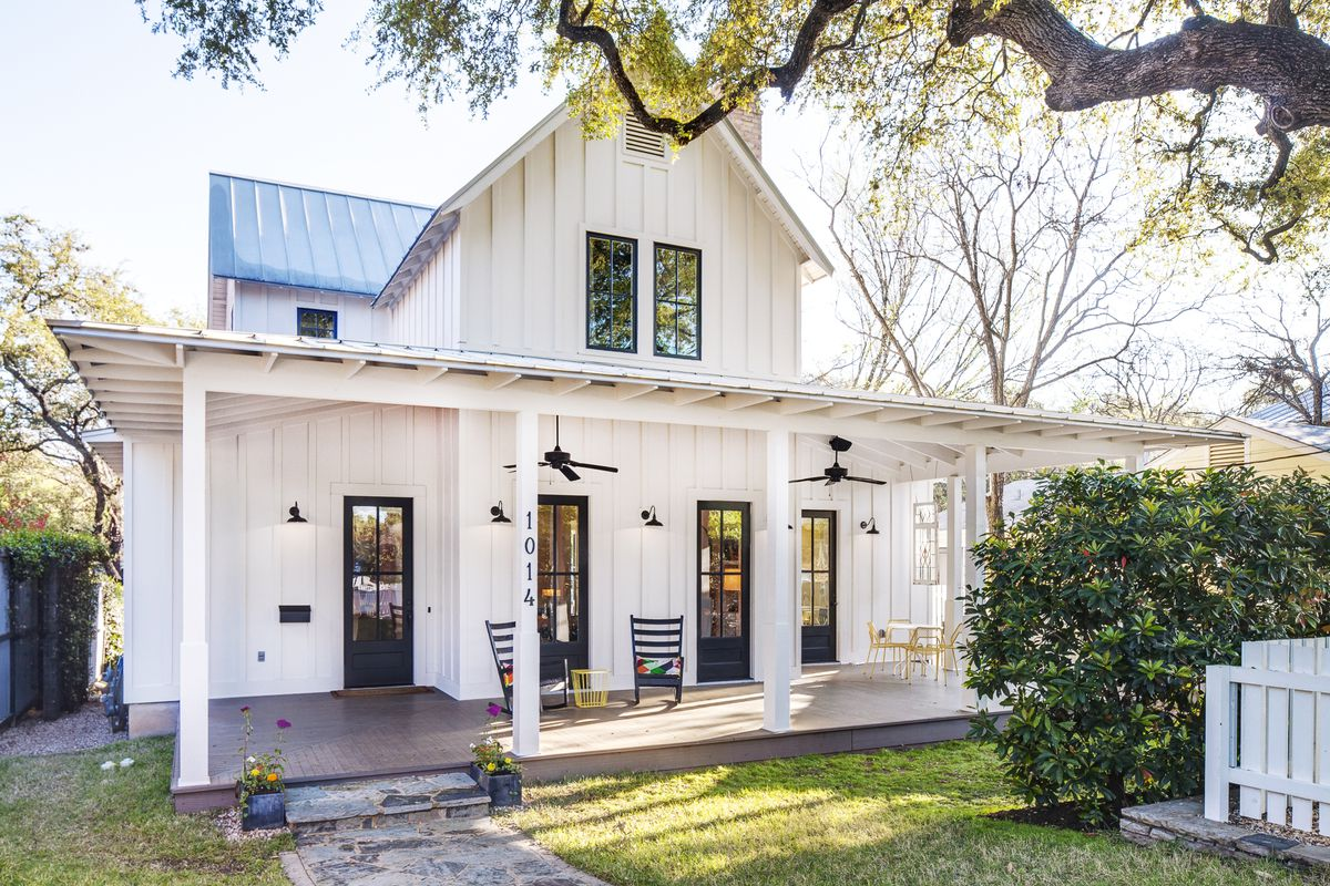 Modern Farmhouse In Bouldin Creek Asks Curbed Austin