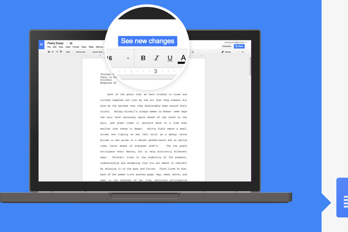 google docs adds a quick citation button just in time for finals the weeks between thanksgiving and christmas can be an emotional roller coaster for a college student first you get to go home feast see your hometown