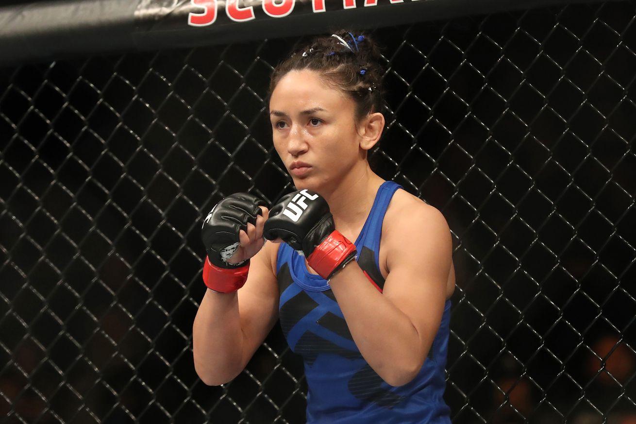 community news, Carla Esparza set to meet Maryna Moroz at UFC Fight Night 112 on June 25
