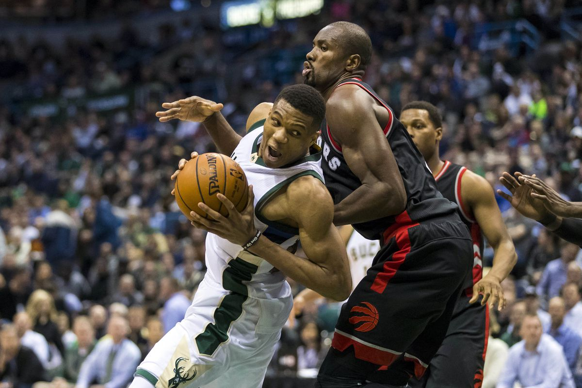 Antetokounmpo named to All-NBA second team