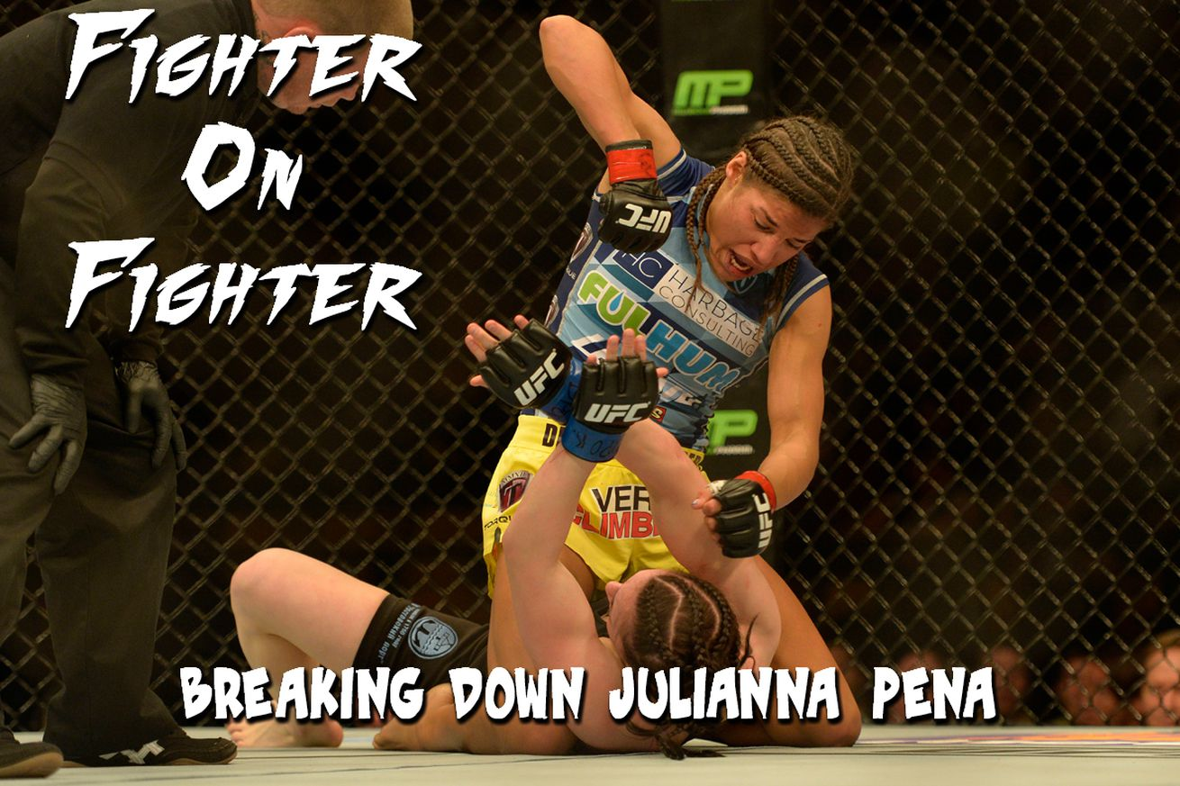 Fighter on Fighter: Breaking down UFC on FOX 23s Julianna Pena